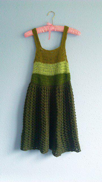 summer dress shades of green
