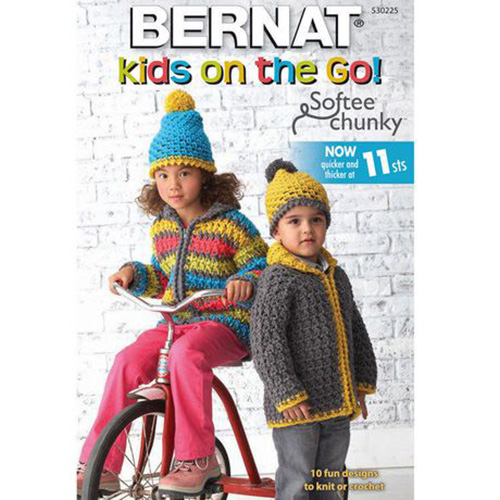 Bernat Kids on the Go - Softee chunky