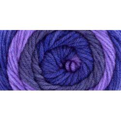 Blackberry Swirl sweet rolls yarns