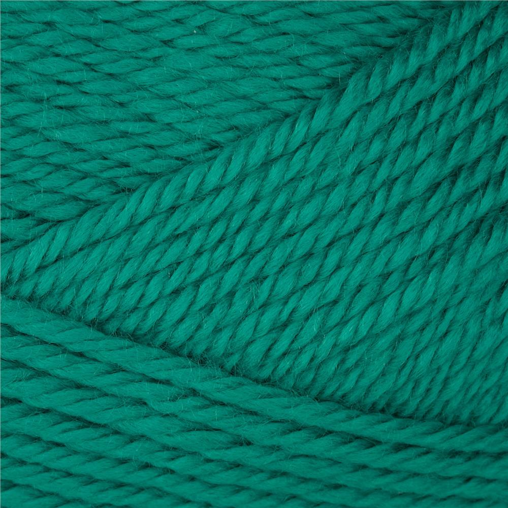 Deep Sea Read Heart yarn colour
