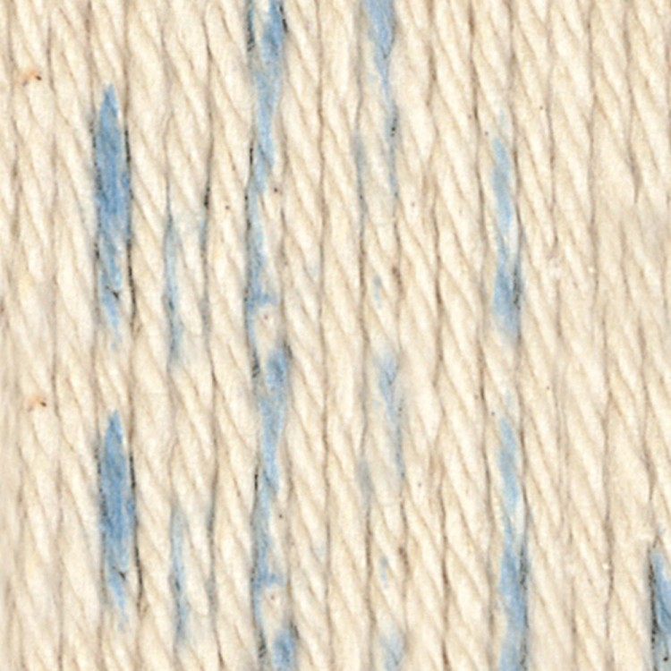 Denim Blue Print