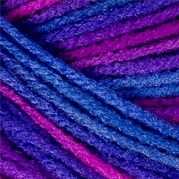 Grape Fizz-Heart-Super-Saver-Yarn