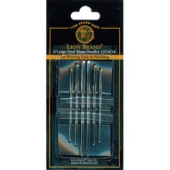 Large Eye Blunt Needles 6 pack