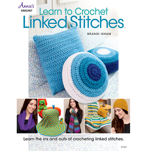 Learn to Crochet Linked Stitches-cover