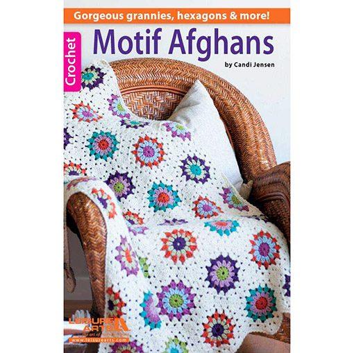 Leisure Arts - Motif Afghans