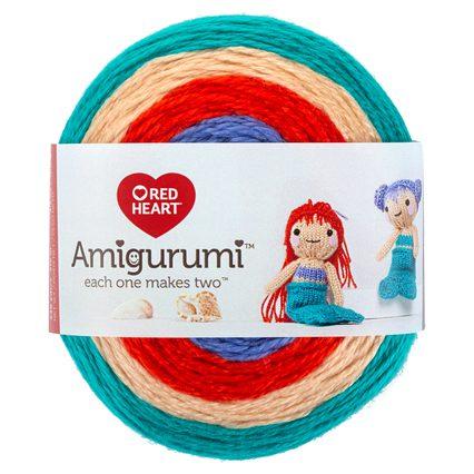 Mermaid - Red Heart Amigurumi Yarn