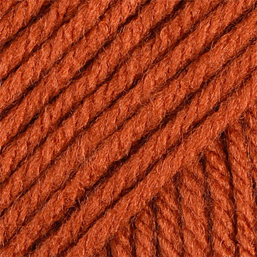 Pumpkin - bernat super value solids yarn