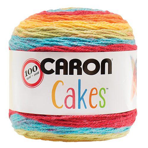 Caron Cakes Rainbow Cake Pop