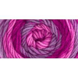 Raspberry Swirl sweet rolls yarn