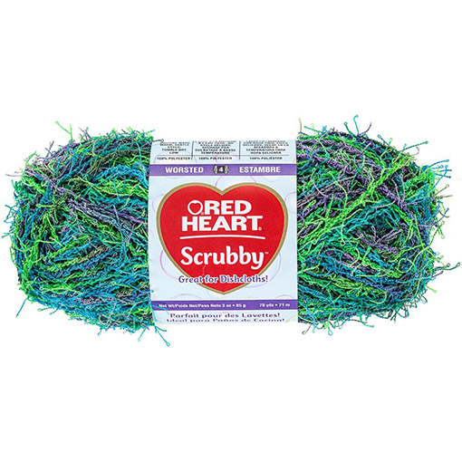 Red Heart Scrubby Yarn American Yarns