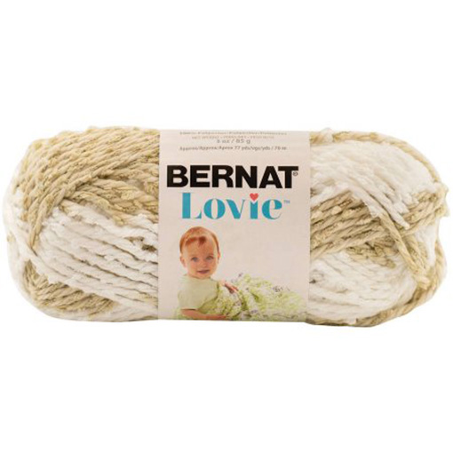 Sand - Bernat Lovie Yarn