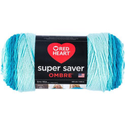 Scuba - Red Heart Super Saver Ombre Yarn