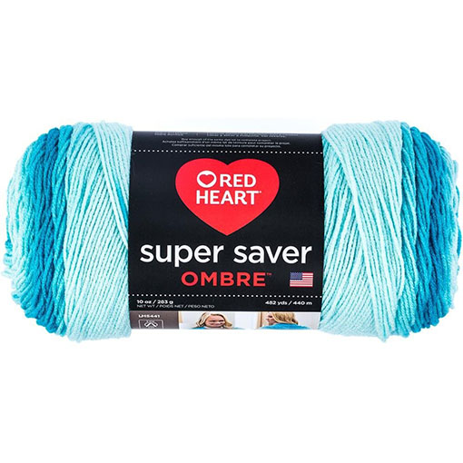 Red Heart Super Saver Ombre American Yarns