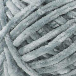 Smokey Blue - Bernat Velvet Yarn