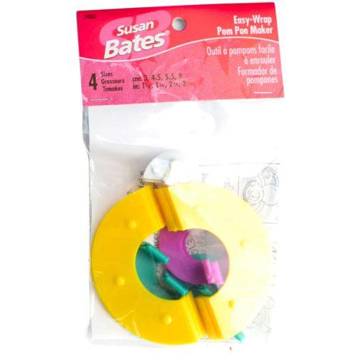 Susan Bates – Easy Wrap Pom Pom Maker - in bag