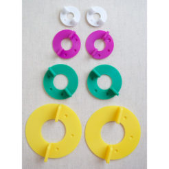 Susan Bates – Easy Wrap Pom Pom Maker - sizes