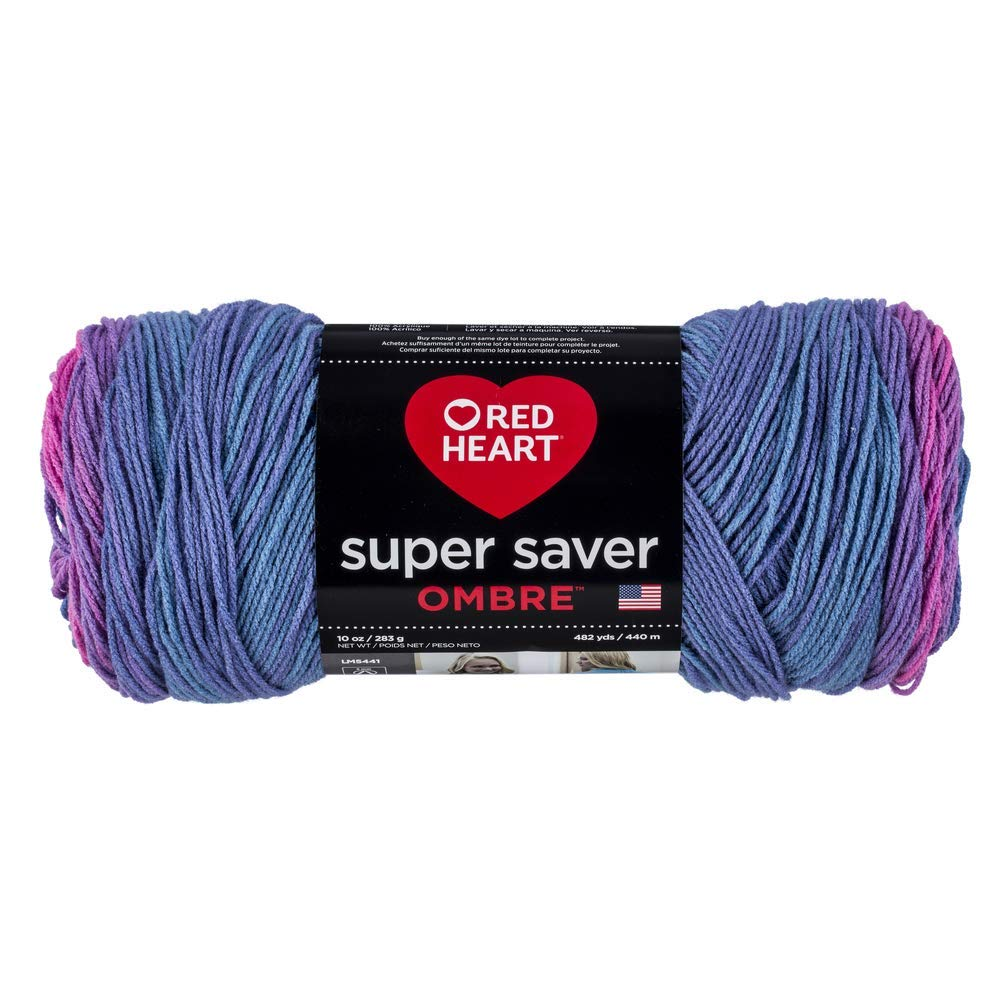 Sweet Treat - Red Heart Super Saver Ombre Yarn