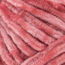Terracotta Rose - Bernat Velvet Yarn