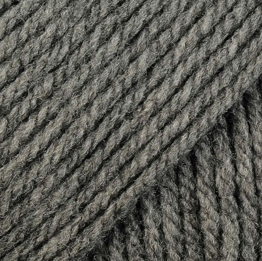 True Grey - Bernat Super Value Yarn