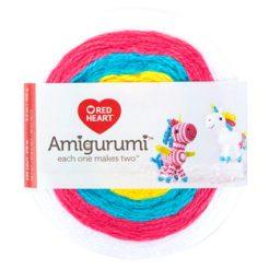 Unicorn - Red Heart Amigurumi Yarn
