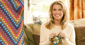celebrities who crochet and knit