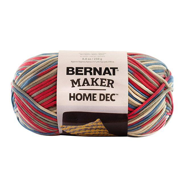 Bernat Maker Home Dec American Yarns