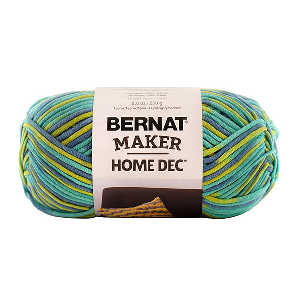 Bernat Maker Home Dec American Yarns