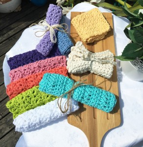 crochet-dish-cloth-rainbow-colors-2