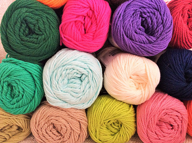 A Beginners Guide To The Different Types Of Crochet Yarns
