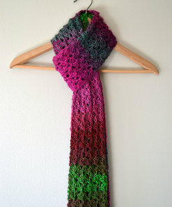 Isar scarf pattern