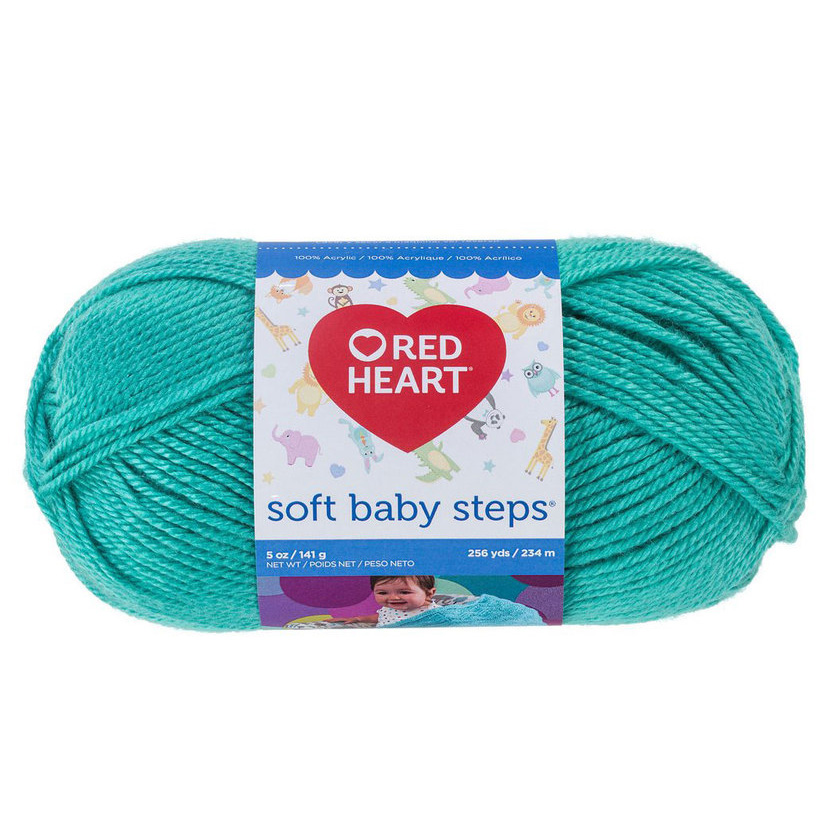 jadie-red-heart-baby-steps-yarn