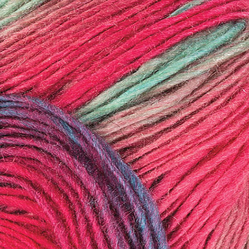 Parrot red heart unforgettable yarn
