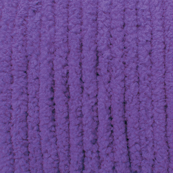 pow purple bernat blanket brights