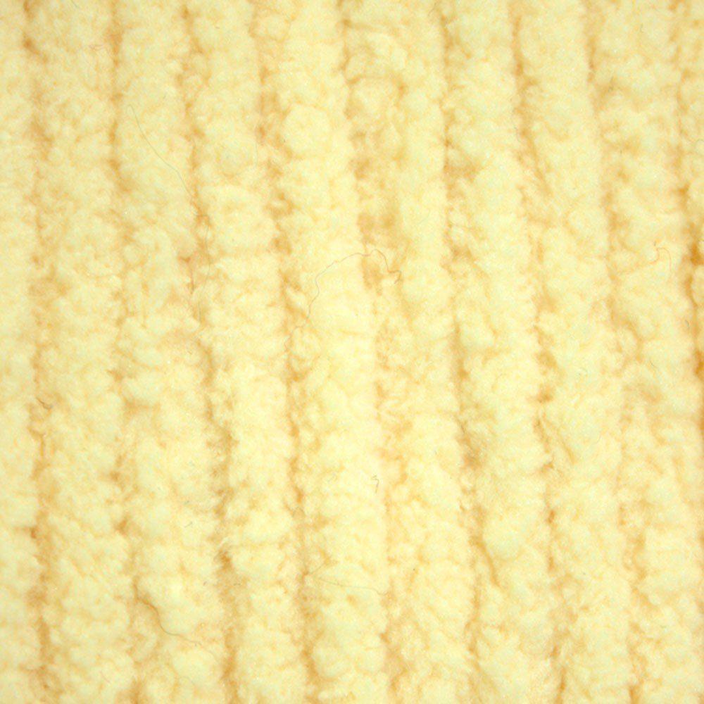 Bernat Baby Blanket yellow